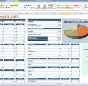 Mehrwertsteuer Berechnen Excel : freeware die besten gratis haushaltsb cher zum download welt ~ Themetempest.com Abrechnung