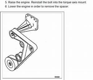 Replacing Serpentine Belt  Engine Mechanical Problem 1997 Buick