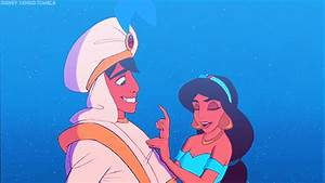 Disney princess dating advice 10 tips you can learn from for Aladdin carpet animation
