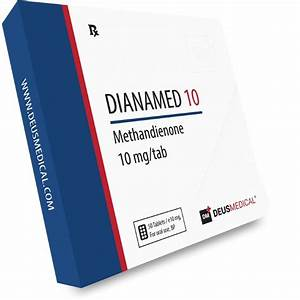 Dianamed 10  Dianabol
