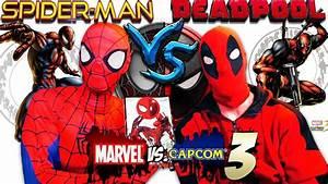 SPIDERMAN vs DEADPOOL - Ultimate Marvel vs Capcom 3 ...