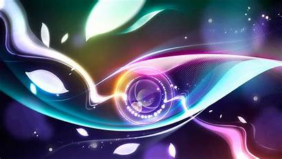 Abstract Eye Digital Wallpapers Background 3d Cool