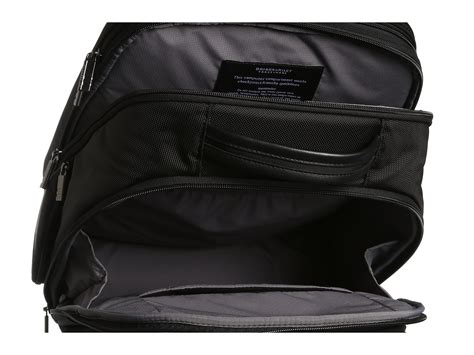 Briggs & Riley @ Work Large Clamshell Backpack Zappos