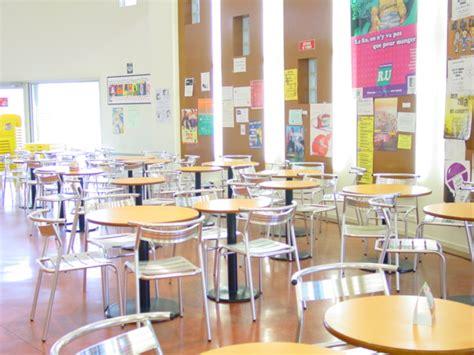 mobilier de bureau poitiers cafétéria de la maison des etudiants poitiers 86