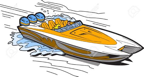Speed Boat Art by Titanic Clipart Speed Boat Pencil And In Color Titanic