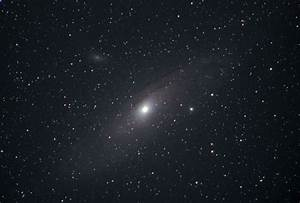 M-31 The Great Nebula in Andromeda (film) photo - Ernie ...