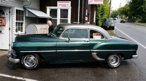 Sell Used 1953 Chevy 210 Club Coupe In Lowell