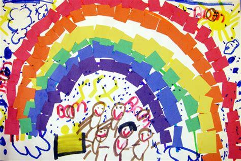 collage work for preschoolers mrs brown kindergarten 326