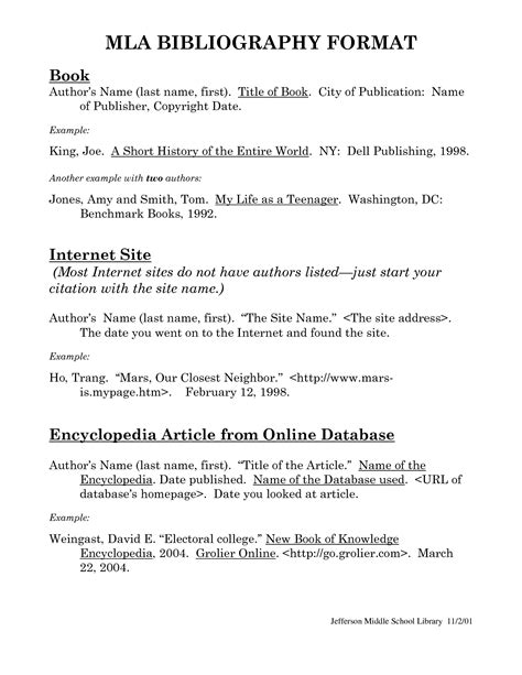 mla citation template learn all about annotated bibliography for books writing