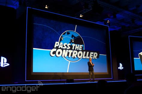 Sony's Share Play Turns Your Ps4 Into A 'virtual Couch