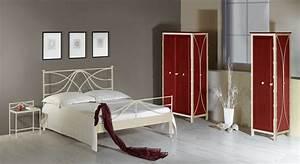 Schlafzimmer Komplett Mit Aufbauservice : modernes schlafzimmer komplett mit metallbett arica ~ Bigdaddyawards.com Haus und Dekorationen