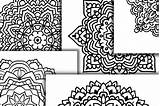 Coloring Mandala Patterns Secret Code Pattern Pdf Bohemian Stress Anti Indian Shareasale продавец Creativity sketch template