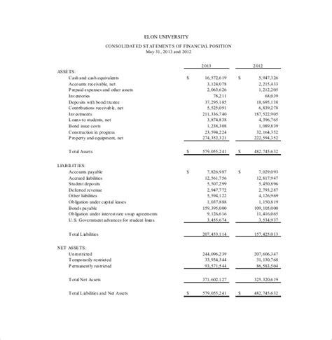audit report templates docs  pages