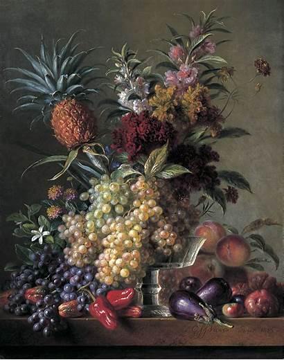 Os Johannes Jacobus Stilleven Bloemen Fruit Georgius