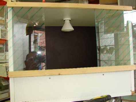 cage chauffante au paradis des canaris