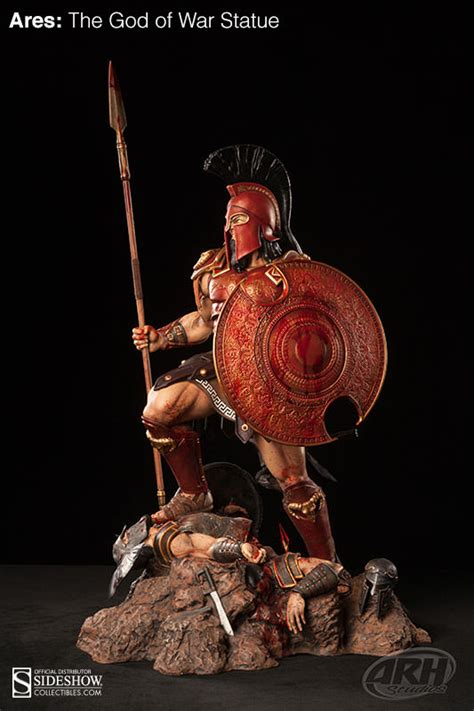 Sideshow Arh Studios Statue Ares The God Of War Sold Out