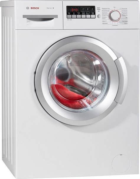 bosch 6 kg waschmaschine bosch waschmaschine wab282v1 6 kg 1400 u min otto