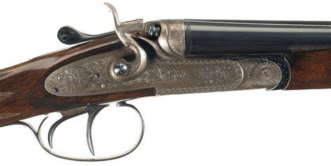 Engraved Zanardini Side By Side .410 Hammer Shotgun