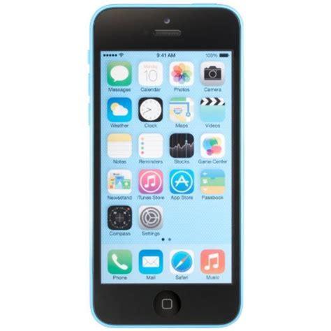 iphone 5c unlock apple apple iphone 5c blue 16gb unlocked pricefalls