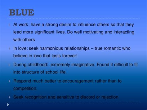 meaning of color blue blue color psychology blue meaning personality
