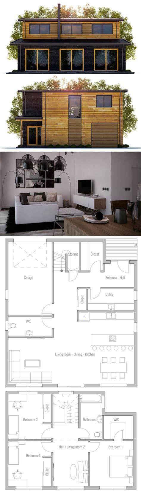 25 best ideas about affordable house plans on