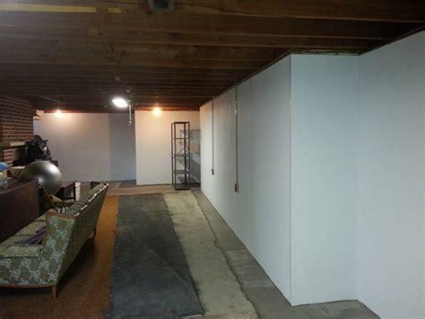 Basement Waterproofing Waterproofing Inside Basement