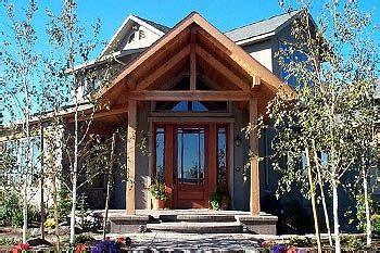 craftsman meets cabin style passive solar home  yakima