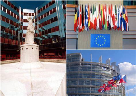 Sedi Parlamento Europeo by I Falsi Miti Anti Europei Europarlamento 2019 Ansa It