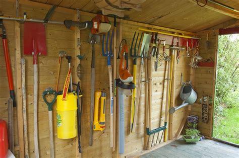 rangement outils jardin hivernage du mat 233 riel de jardin comment faire jardin