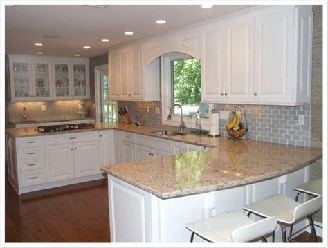 white kitchen cabinets beige countertop berkeley cambria quartz denver shower doors denver 1787