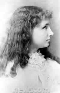 Helen Keller When She Was