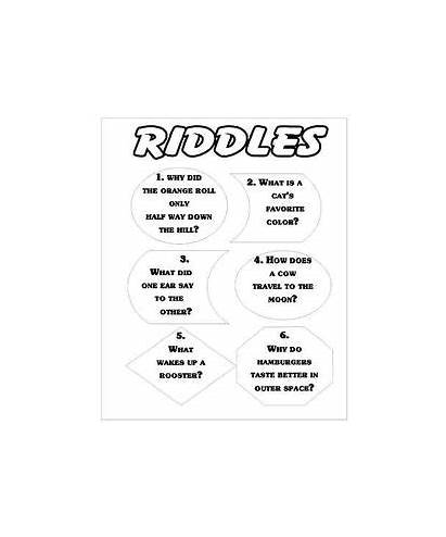 Riddles Jokes Brain Teasers Riddle Hard Age