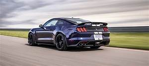 2019 Ford Mustang Shelby GT350 Debuts Aero Tweaks From The Upcoming GT500 | Carscoops