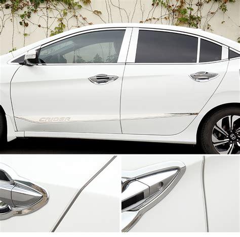 car door edge guards black moulding edge trim door