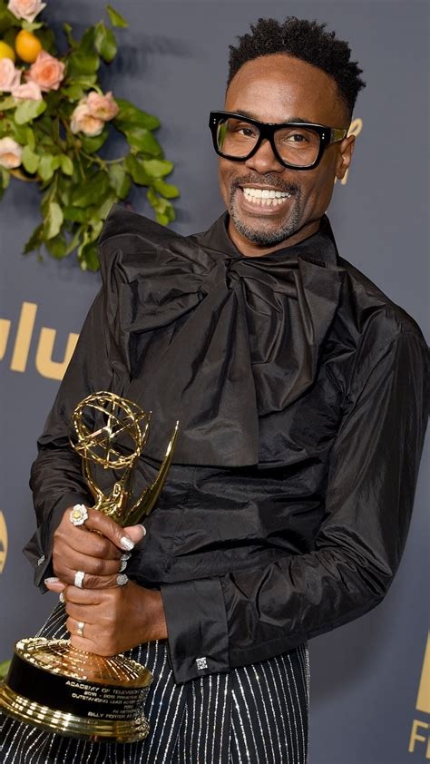 Billy Porter Makes History Emmys First Black