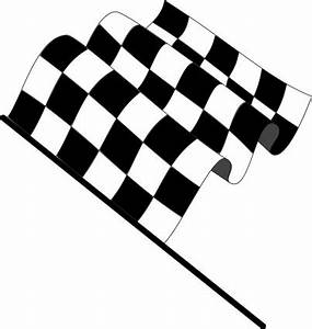 Checkered Flag Border Clip Art - ClipArt Best
