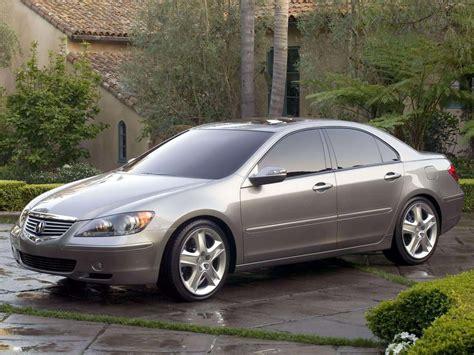 car photos 2004 acura rl prototype