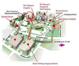 Directions To Cobb Parking Deck Unc by Driving Directions To Unc Gi Clinic Gi