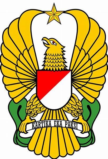 Army Indonesian Insignia Svg Tni Indonesia Angkatan