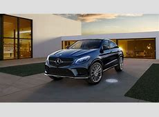 GLE Coupe Is The First Coupe SUV of The Mercedes Brand