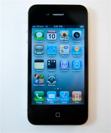 verizon iphones battery and conclusion verizon iphone 4 thoroughly