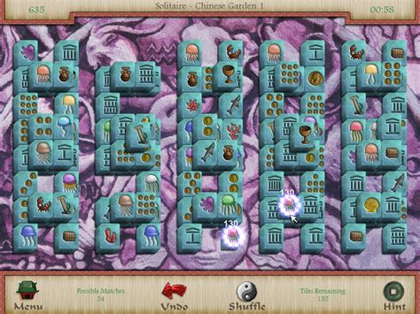 Mahjong Solitaire Nile Tiles by Brain Mahjongg Solitaire Description
