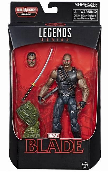Marvel Blade Legends Thing Figures Baf Netflix