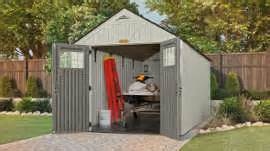 suncast tremont 8x16 storage shed bms8160 free shipping