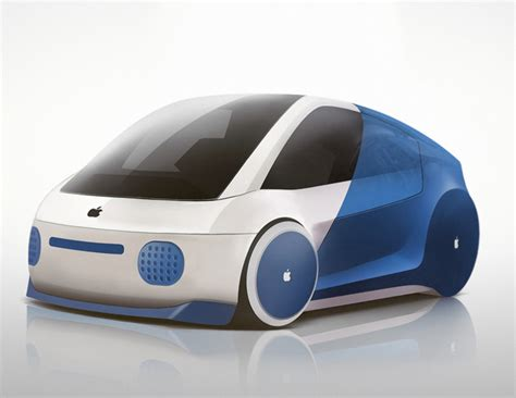 These Apple Icar Concepts Are Completely Awesome, And Also
