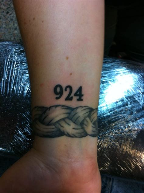 numbers tattoo designs creativefan