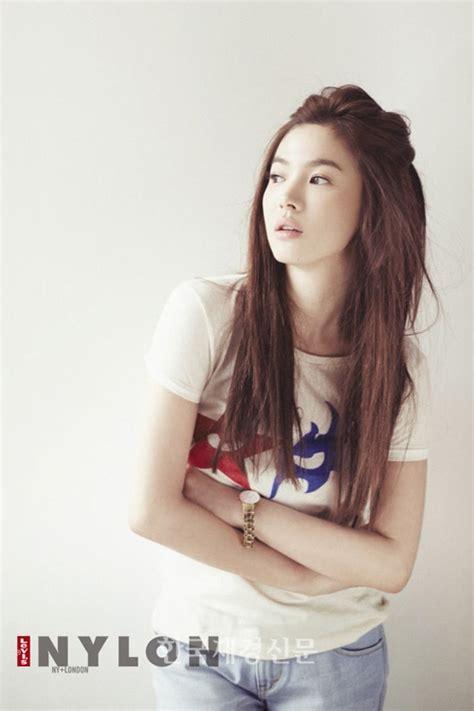 actress in long song korean actress song hyegyo makeup hair pinterest
