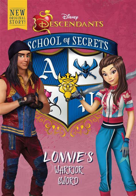school  secrets lonnies warrior sword disney books