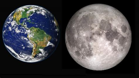 Earth, Moon On A Catastrophic Collision Course Ahead
