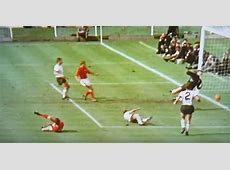 Sky Sports proves that Geoff Hurst's shot for England was